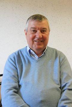 Erik Farlegni, président de l'association Musique au large