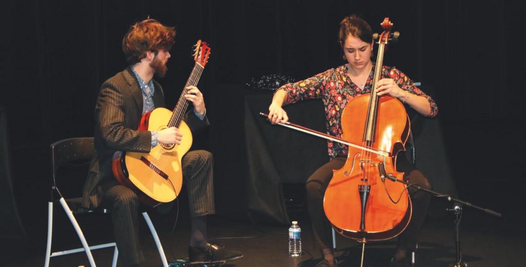 Eleves musique le Pont Supérieur
