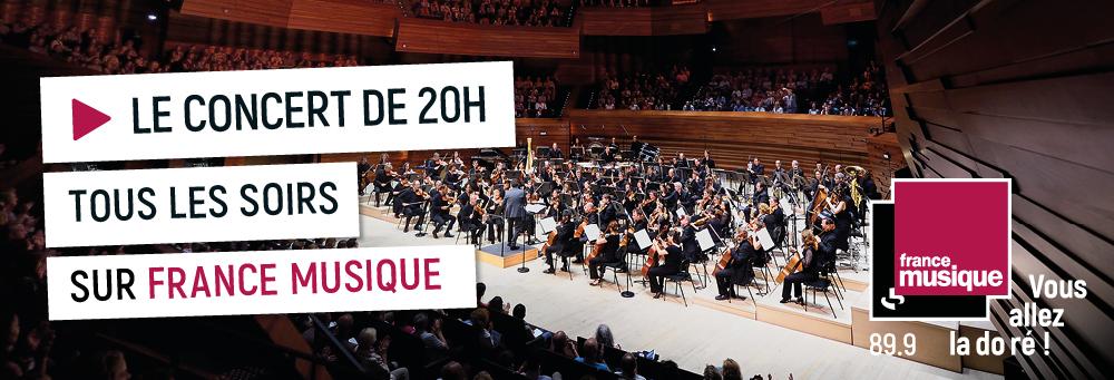 Concert France Musique